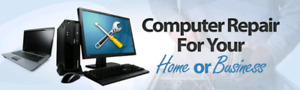 Computer and laptop repair in GTA @ HOME OR OFFICE