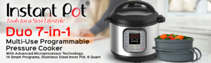Instant Pot Duo, 8 Quart **BRAND NEW IN SEALED BOX**