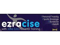Personal Training mobile personal training also available