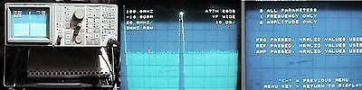 Tektronix 2710 Spectrum Analyzer 9khz To 1.8ghz Nr