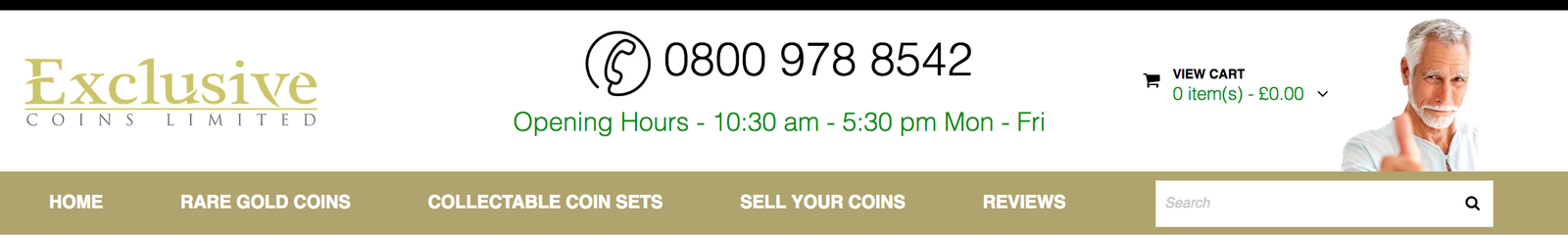 Buy Coins and Coin Supplies