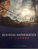 business mathematics in canada 7th edition USED      Watch     |