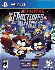 south park.the fractured but whole ps4