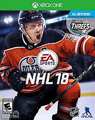 Joue NHL 18