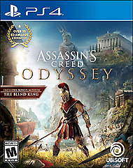 Assassin's creed odessey ps4