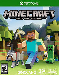 MINECRAFT XBOX ONE BRAND NEW AND FACTORY SEALED Cambridge Kitchener Area image 1