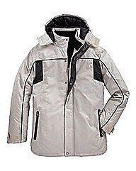 SOUTHBAY WATER PROOF JACKET DETACHABLE HOOD SIZE M 40/42 CHEST