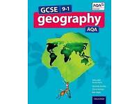 AQA Approved GCSE 9-1 Geography Textbook