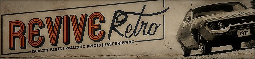ReviveRetro Auto Truck Car Parts