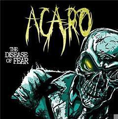 Acaro - The Disease of Fear - CD - Neu / OVP