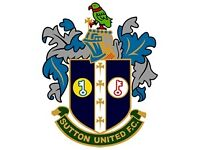Sutton United girls football team looking for players