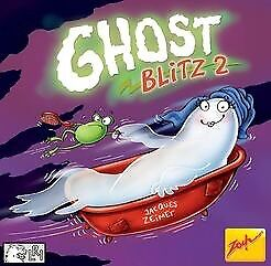 Ghost blitz 2.0. Game. Board game. Micro game