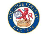 Cheshire Lines Football Club are now recruiting