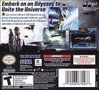 Nintendo DS Infinite Space Video Games