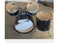 Pro session drum set