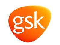 Field Sales Representative - GSK - Bromley