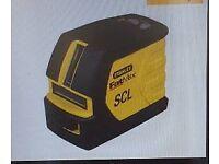 Stanley Fatmax SCL Cross Line Laser Level