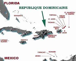 Terrain à vendre à Samana en République Dominicaine...