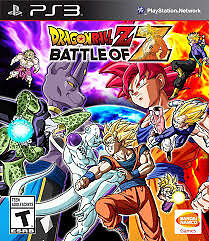 PS3 DRAGON BALL Z BATTLE FOR Z (LOTS OF OTHER TITLES IN STORE)