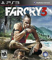 PS3  Far Cry 3 - Last of Us