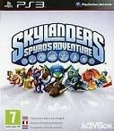 Skylanders Spyro's Adventure (ps3 used game)