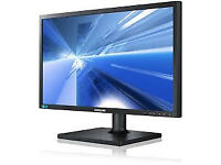 "Samsung S22E200B - 22"" TN LED-Backlit LCD Business Monitor"