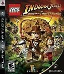 Lego Indiana Jones The Original Adventures (PS3 used game)