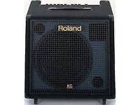 Roland KC 550 flagship 180w 4 channel keyboard amplifier Rolands finest Power