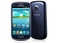 Samsung s3 mini all networks great con