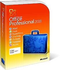 ISO Office 2010 for windows.