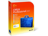 Microsoft office 2010 pro Plus with genuine product key
