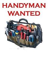 Handyman service needed