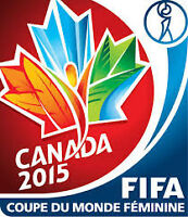 WOMEN'S WORLD CUP - SEMI-FINAL MATCH IN MONTREAL!!!
