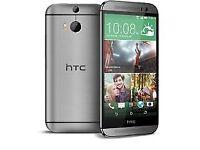 HTC ONE (M8) GREY UNLOCKED