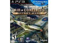 AIR CONFILCTS (PS3)