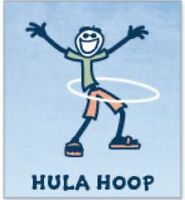 I teach Hula Hoop Classes!