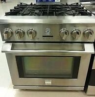 """KENMORE PRO 30"""" STAINLESS GAS RANGE**CLEARANCE**"""