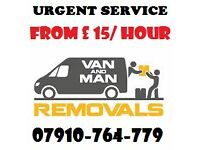 Any House Office Removal Man & Van Hire Luton Delivery 2/3 Men Bike Mover Rubbish Clearance Dumping