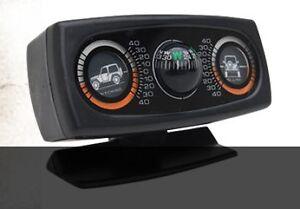 1987-2014-Jeep-Wrangler-Suzuki-FJ40-4x4-Smittybilt-Inclinometer-II-with-Compass