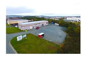 INDUSTRIAL BUILDING FOR SALE - TENANT IN PLACE!