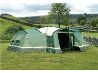 Kampa Tenby 10 tent