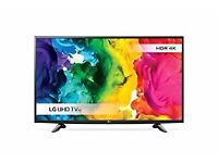 LG 43UH603V 43 inch Ultra HD 1080 Smart TV WebOS (HDR Pro, Local Dimming, ColorPrime Pro, Ultra Surr