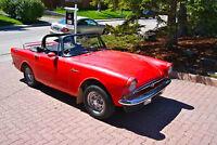 1968 Sunbeam Alpine Convertible, Reduced Price