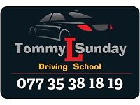 Driving Lessons - Glasgow and surrounded areas