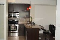 LUXURY/RENOVATED 1+DEN NEAR SUBWAY IN DOWNTOWN CORE MUST SEE !!