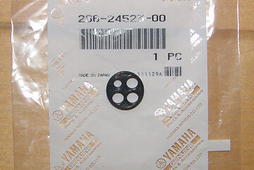 OEM YAMAHA FUEL PETCOCK PACKING GASKET/SEAL CHAPPY CHAMP LB80 LB50 266-24523-00