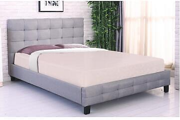 $269 Brand New and Quality Double/Queen Fabric Bed Frame