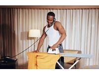 Ironing Services in Southampton (Midanbury/Bitterne Park area) - quick and reliable