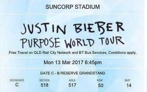 Justin Bieber Purpose World Tour (Suncorp) Whitsundays Whitsundays Area Preview