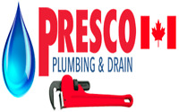 Plumber Burlington - Presco Plumbing & Drain 647-699-2117